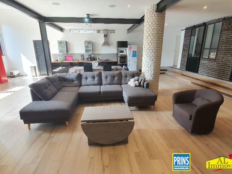 Vente de prestige loft/atelier/surface Isbergues 167000€ - Photo 2