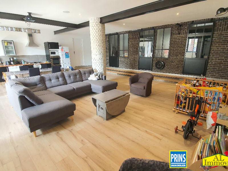Vente de prestige loft/atelier/surface Isbergues 167000€ - Photo 3