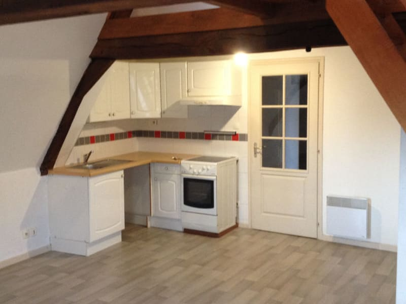 Rental apartment Aire sur la lys 459€ CC - Picture 1