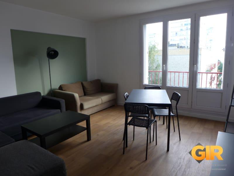 Rental apartment Rennes 380€ CC - Picture 1