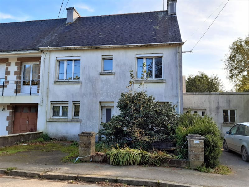 Vente maison / villa Roudouallec 49050€ - Photo 1