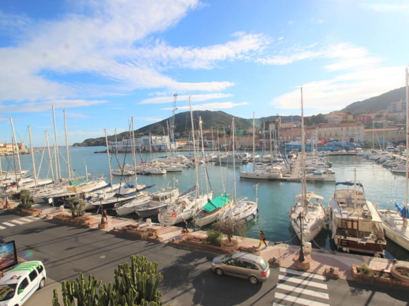 Rental apartment Port vendres 820€ CC - Picture 1