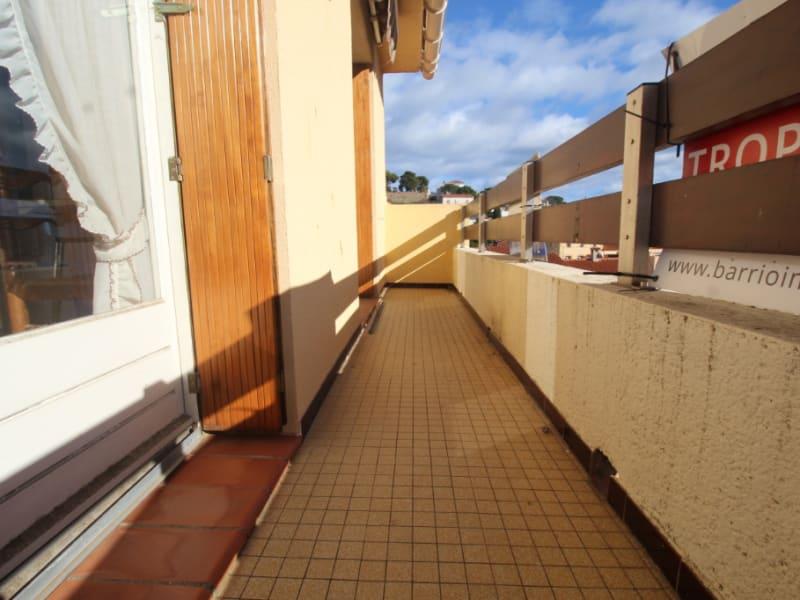 Sale apartment Port vendres 128400€ - Picture 9