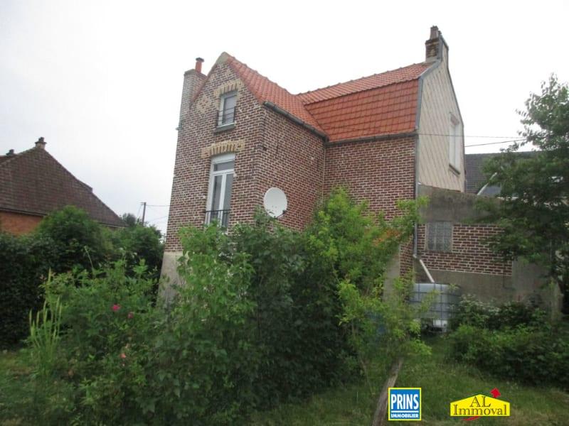 Sale house / villa Lumbres 124000€ - Picture 1
