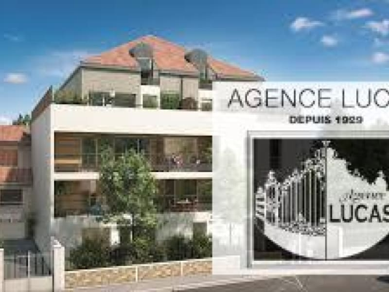 Location appartement Livry gargan 940€ CC - Photo 1