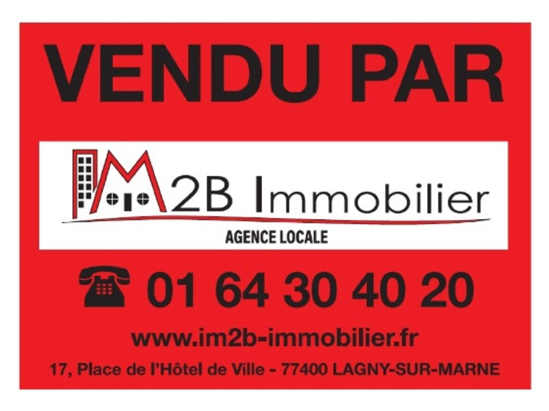 Vente maison / villa Lagny sur marne 361000€ - Photo 1