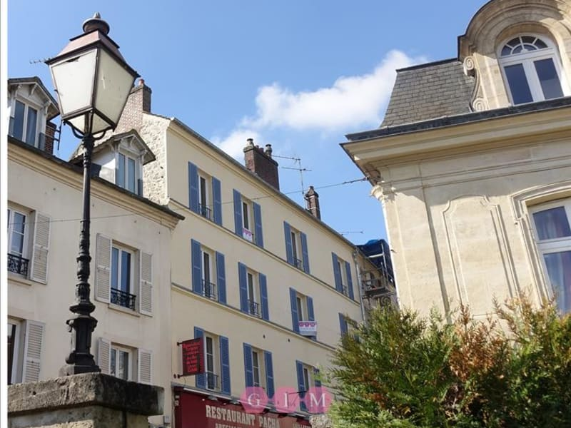 Rental apartment Parmain 629€ CC - Picture 3