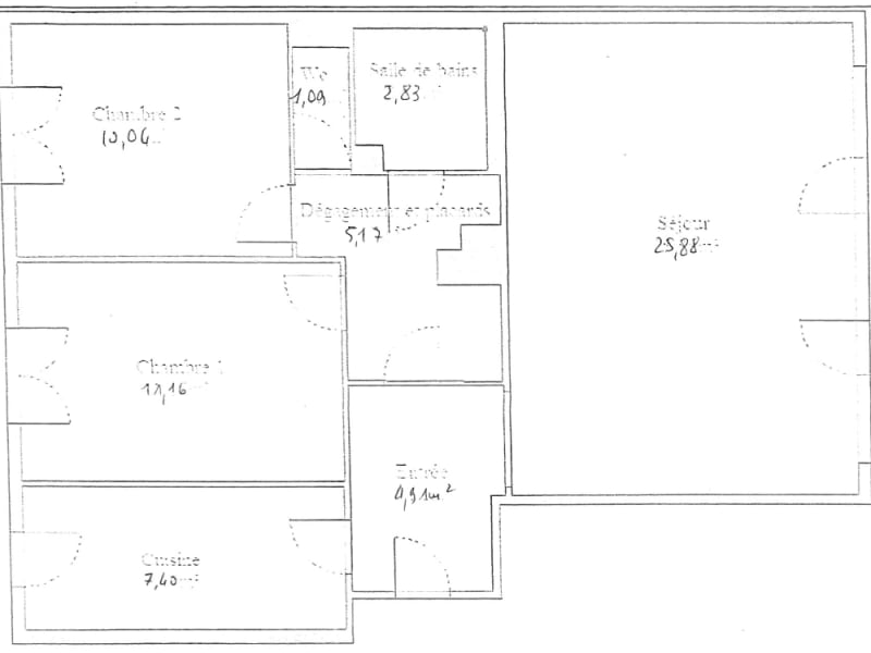 Sale apartment Issy les moulineaux 699000€ - Picture 12