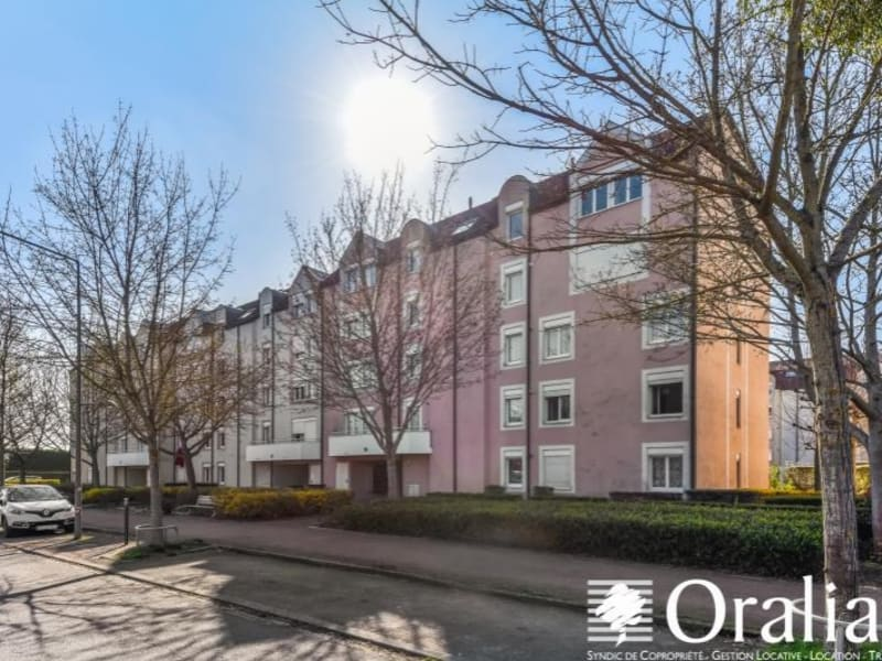 Vente appartement Dijon 114000€ - Photo 6