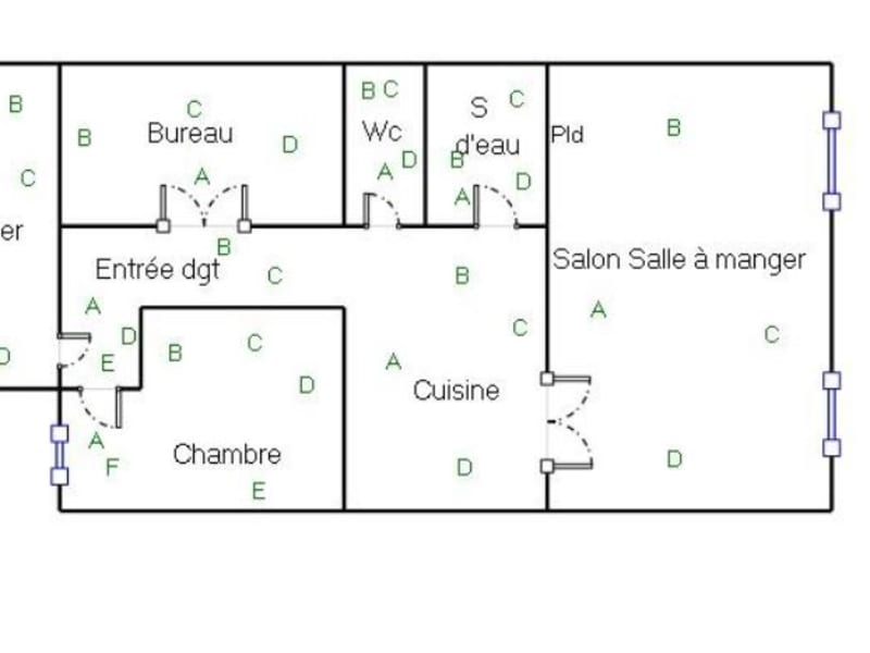 Sale apartment Bordeaux 415 000€ - Picture 3