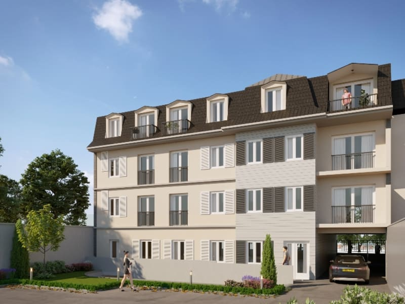 Vente appartement Vaujours 170000€ - Photo 3