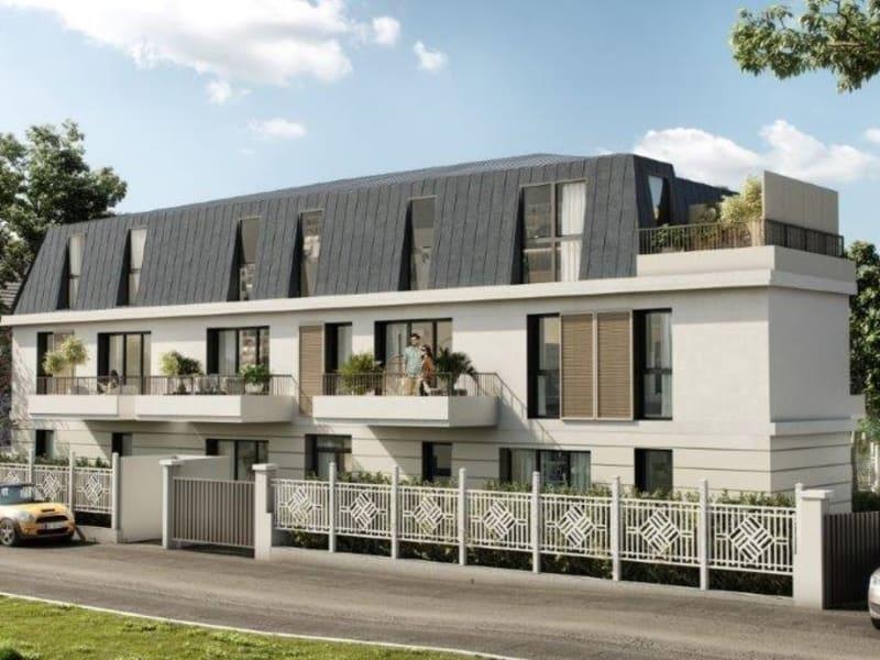 Vente appartement Suresnes 569000€ - Photo 2