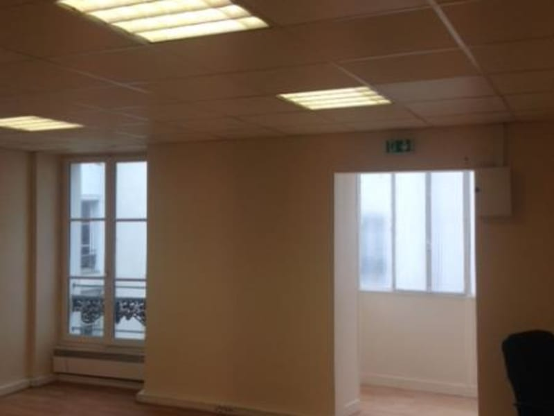 Rental office Paris 2ème 2100€ CC - Picture 9