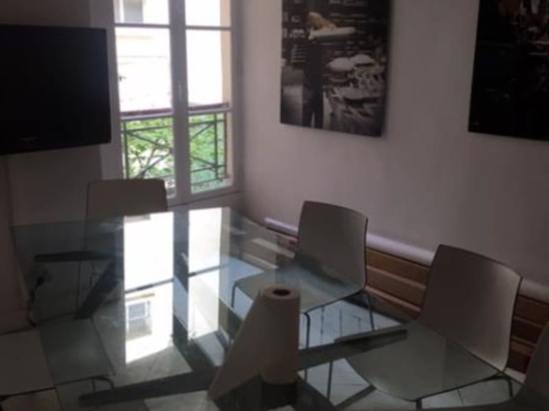 Rental office Paris 1er 3916,67€ CC - Picture 1