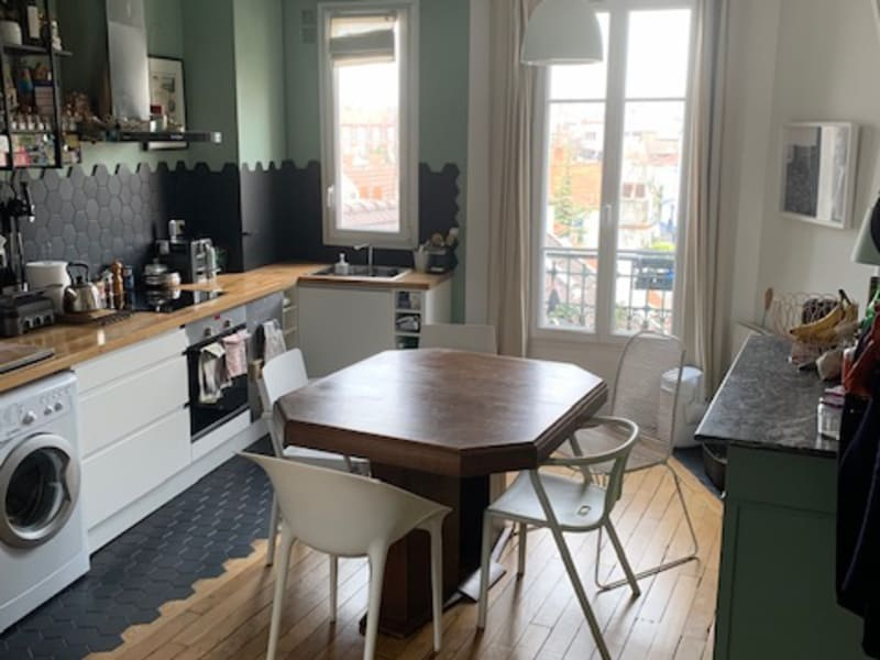Vente appartement Montreuil 420000€ - Photo 1