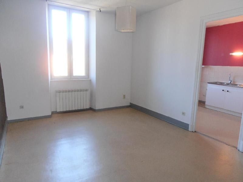 Rental apartment Bellignat 544€ CC - Picture 1