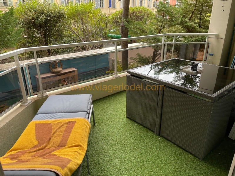 Life annuity apartment Nice 95 000€ - Picture 7