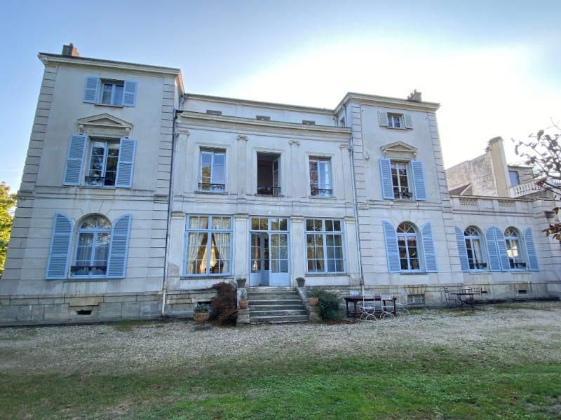 Sale apartment Maisons laffitte 1240000€ - Picture 1