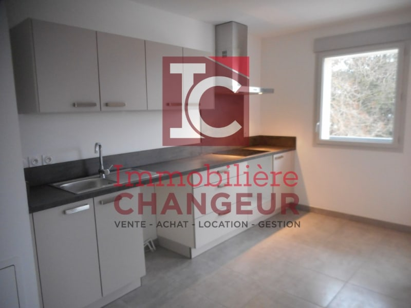 Sale apartment Voiron 210 000€ - Picture 1