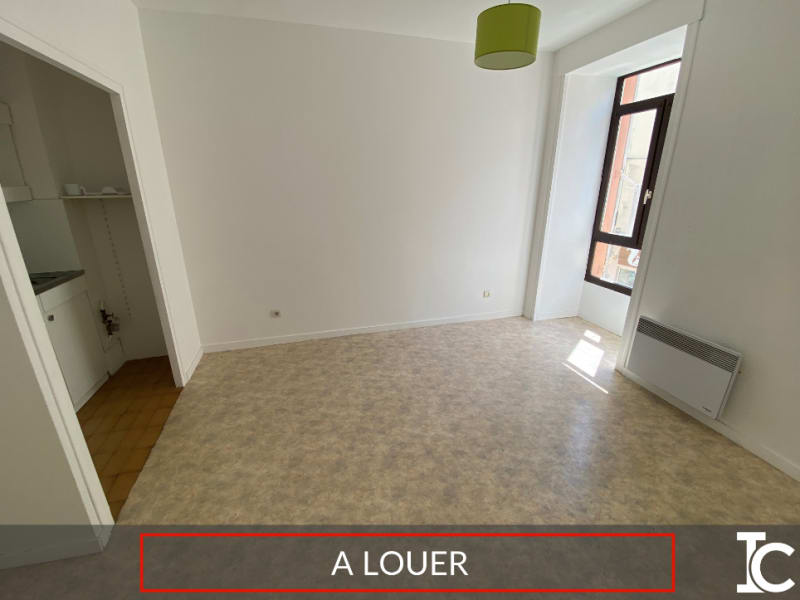Rental apartment Voiron 325€ CC - Picture 1