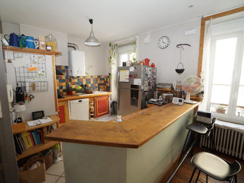 Verkauf wohnung Vienne 137000€ - Fotografie 5