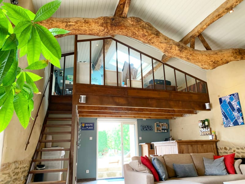 Sale house / villa Chasse sur rhone 693000€ - Picture 4