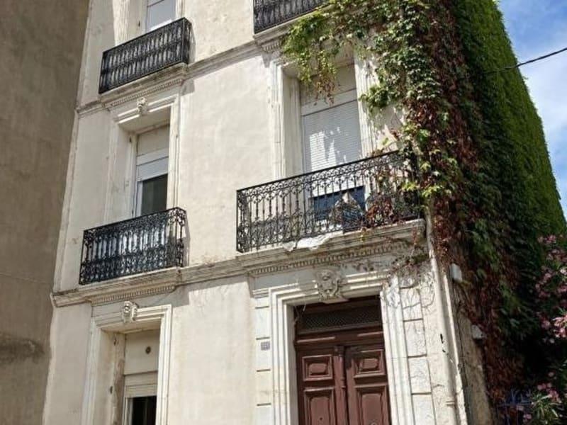 Venta  edificio Maraussan 233000€ - Fotografía 1