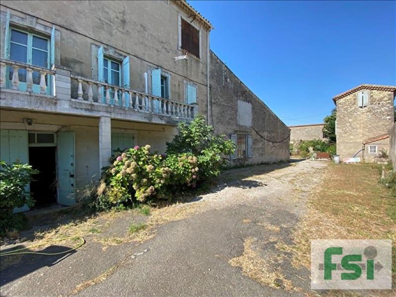 Sale house / villa Nissan lez enserune 799000€ - Picture 1