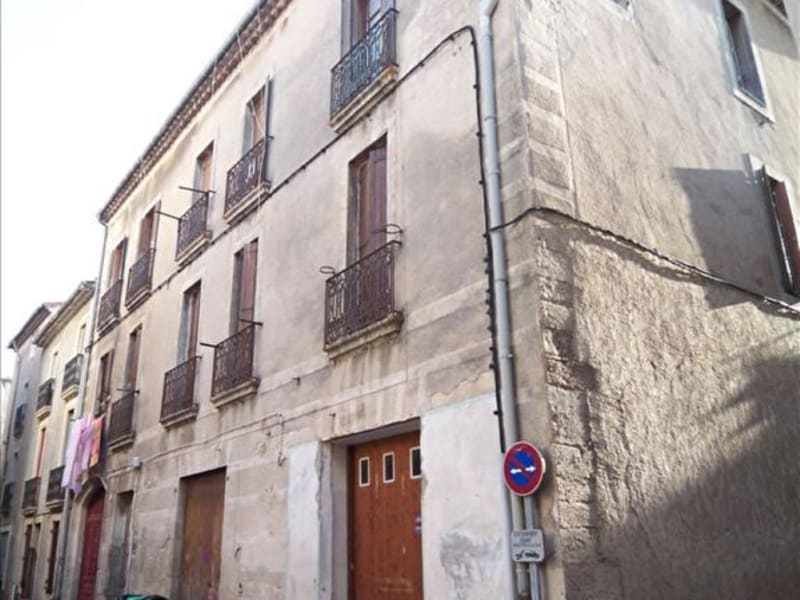Sale building Beziers 210 000€ - Picture 1