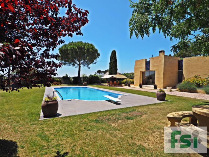 Deluxe sale house / villa Servian 884000€ - Picture 1