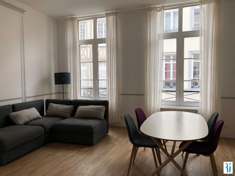 Rental apartment Rouen 850€ CC - Picture 3