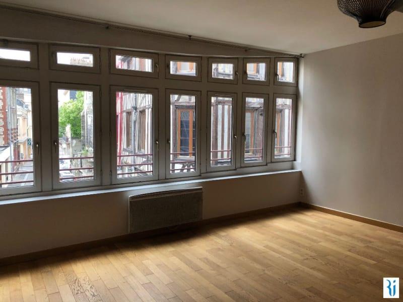 Rental apartment Rouen 600€ CC - Picture 1