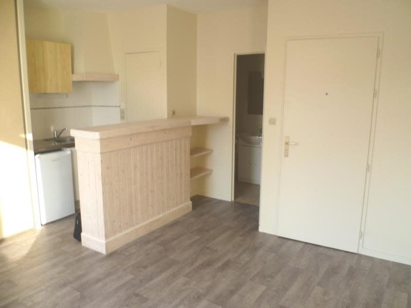 Location appartement Poitiers 316€ CC - Photo 1