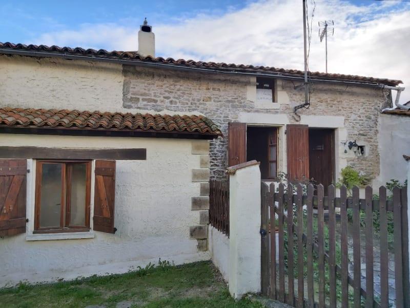 Sale house / villa Auge 64300€ - Picture 1
