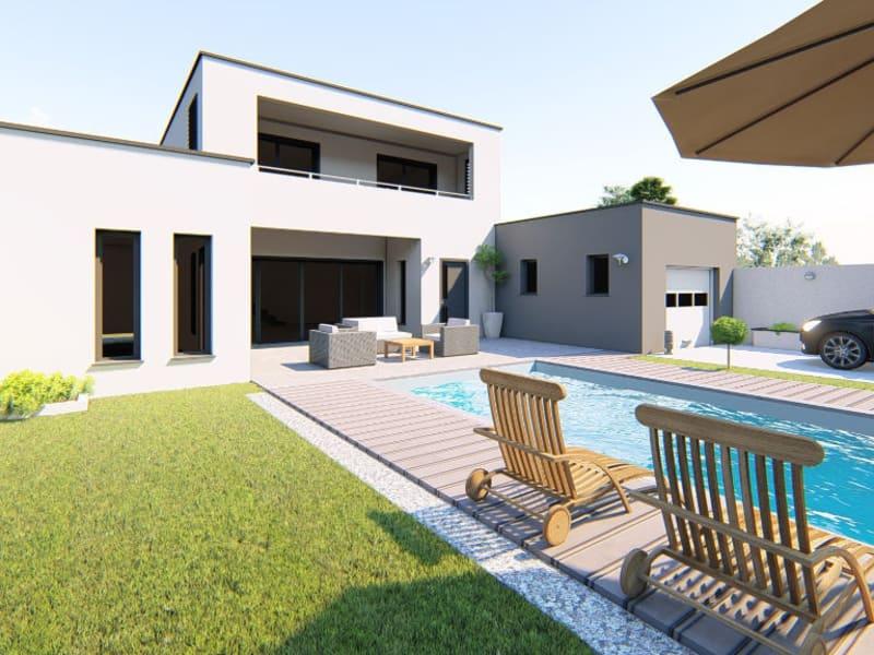Sale house / villa Carpentras 445000€ - Picture 2