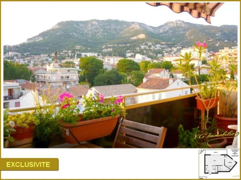 Sale apartment Toulon 126500€ - Picture 1