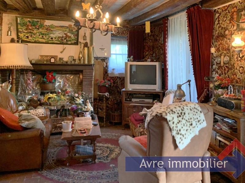 Vente maison / villa Verneuil d avre et d iton 97000€ - Photo 4