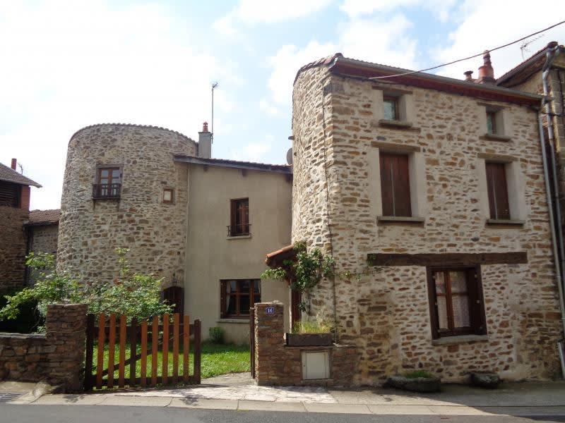 Vente maison / villa Massiac 345500€ - Photo 1