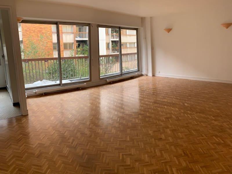 Rental apartment Paris 11ème 2500€ CC - Picture 1