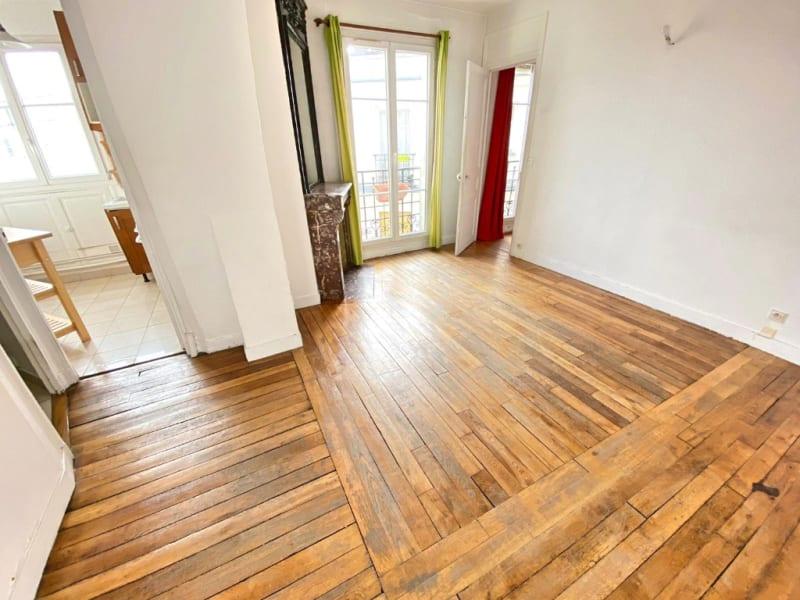 Sale apartment Paris 20ème 415000€ - Picture 3