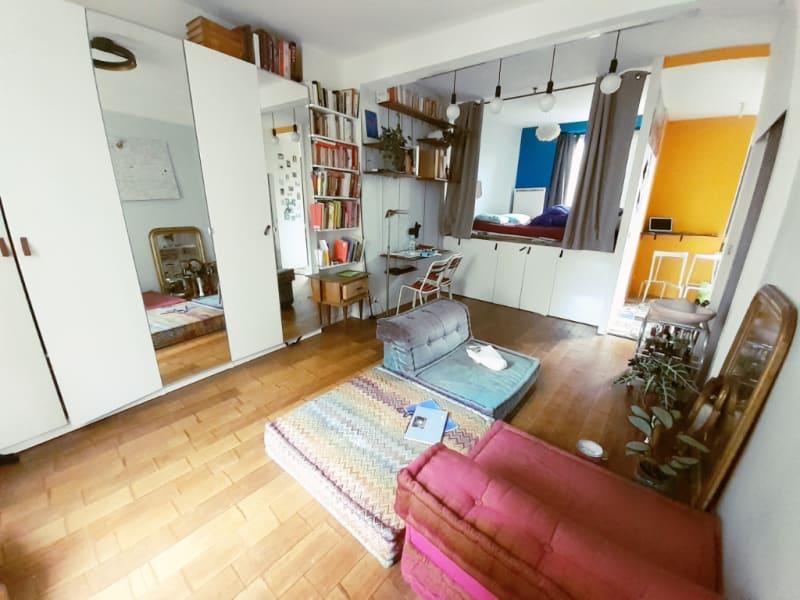 Sale apartment Paris 10ème 375000€ - Picture 1