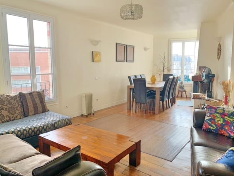 Vente appartement Paris 20ème 459000€ - Photo 2
