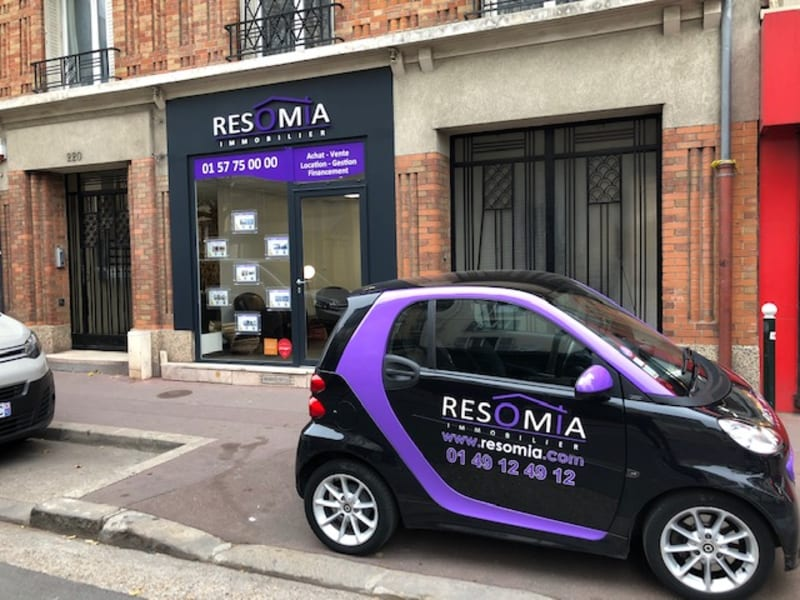 Rental apartment Montrouge 890€ CC - Picture 8