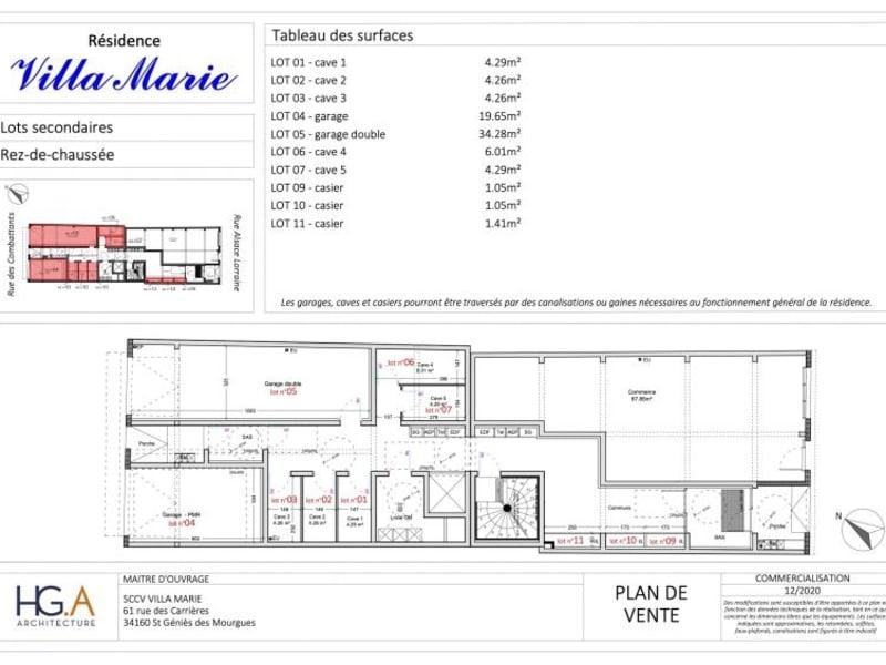 Deluxe sale apartment Le grau du roi 871000€ - Picture 3