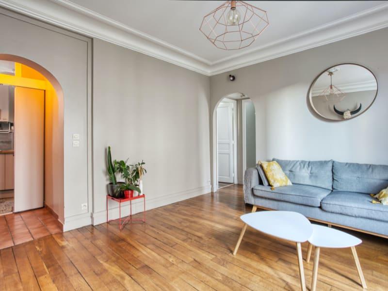 Venta  apartamento Paris 15ème 489000€ - Fotografía 1