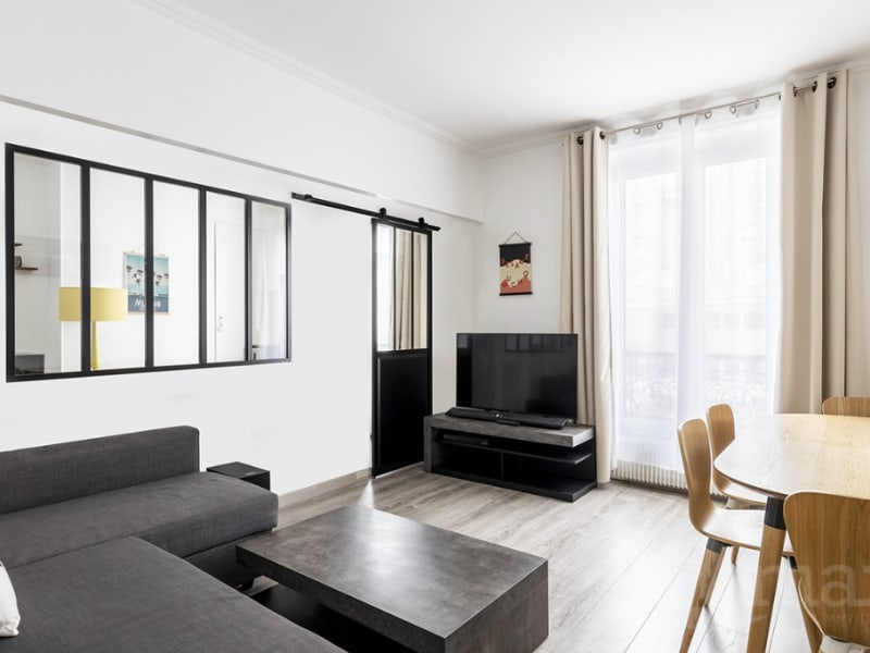 Sale apartment Levallois perret 545 000€ - Picture 1