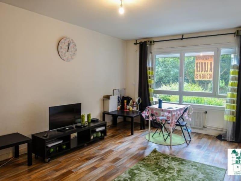 Rental apartment Caen 494€ CC - Picture 1