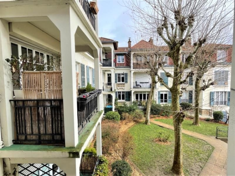 Vente appartement Courbevoie 775 000€ - Photo 1