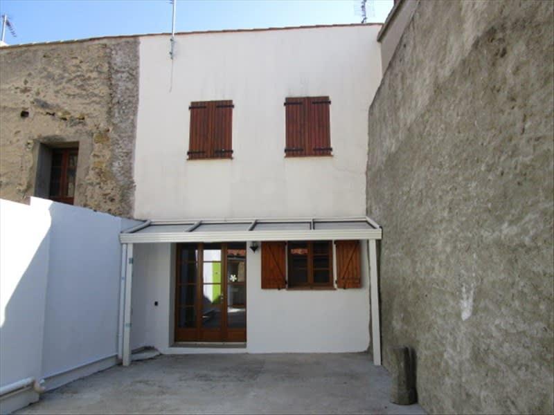 Location maison / villa St hilaire 526,51€ CC - Photo 1