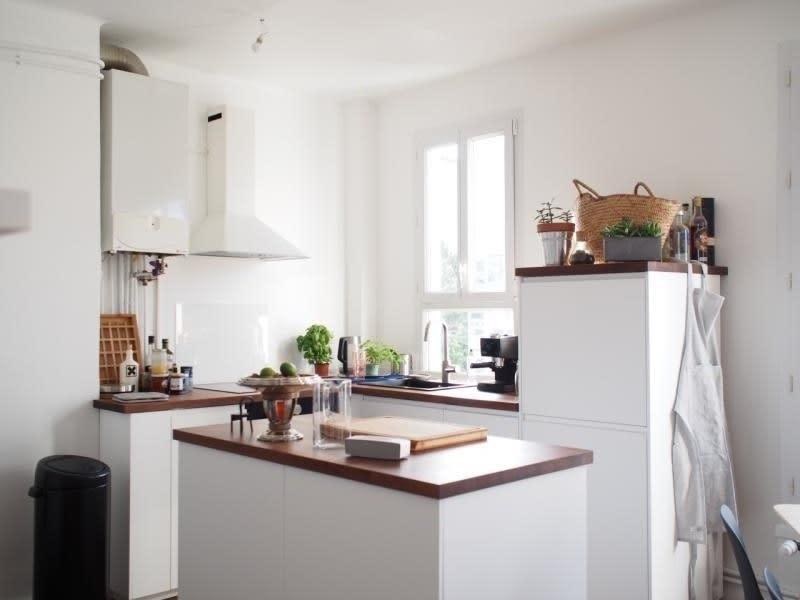 Sale apartment Issy les moulineaux 380000€ - Picture 1
